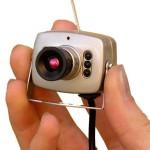 Микрокамеры видеонаблюдения беспроводные
