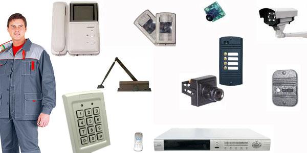 Домофоны с видеонаблюдением для квартиры