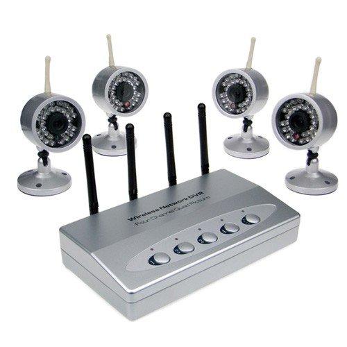 АйПи камера для видеонаблюдения беспроводные