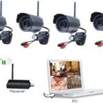 Видеонаблюдение для дома комплект цена