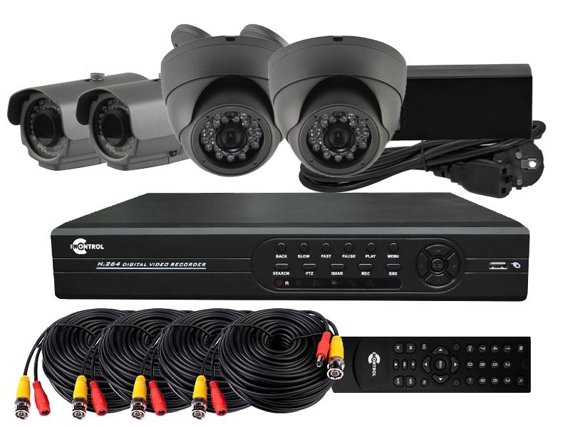 Системы видеонаблюдения для детских садов и школ